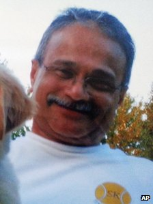 Vishnu Pandit, 61-years-old from North Potomac, Maryland
