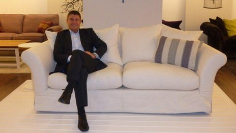 Managing director Paul Islip