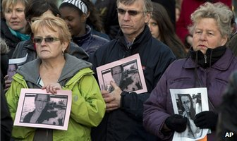 Vigil to remember Rehtaeh Parsons