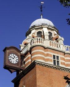 City University Clock