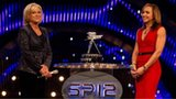 Sue Barker and Jessica Ennis-Hill
