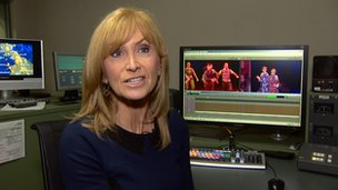 BBC Scotland's Jackie Bird worked at Jackie magazine in the late 1970s