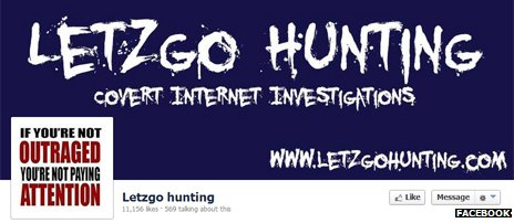 Letzgo Hunting Facebook page