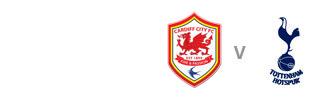 Cardiff v Tottenham
