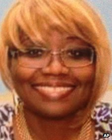 This photo provided by the family of Sylvia Frasier, shows the 53-year-old woman from Waldorf, Maryland