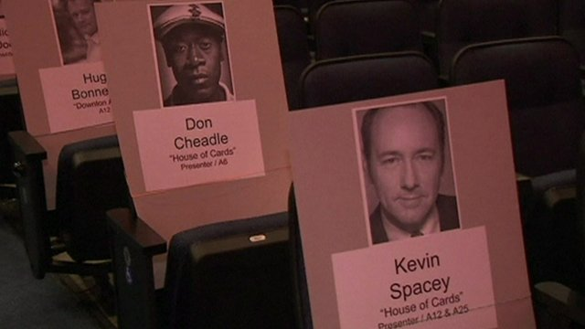 Seats at the Emmys