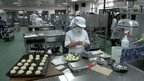 Taiwanese learn how to bake in the capital, Taipei
