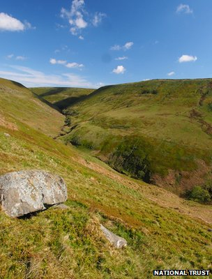 Alportdale, Peak District (Image: National Trust)