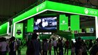 XBOX ONE stand at the Tokyo Game Show