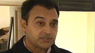 Syeed Raza Shah