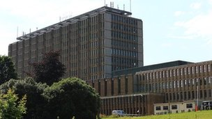 Norfolk County Council building