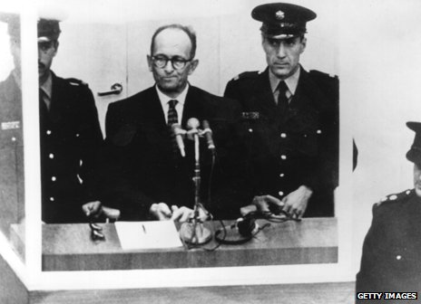 Trial of Adolf Eichmann 1961