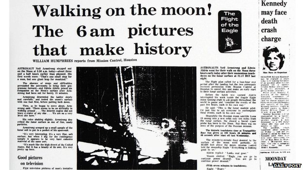 moon landing article - photo #14