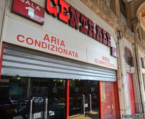 Cinema Centrale, Genoa