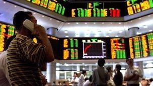 Stock exchange, Kuala Lumpur (Image: BBC)