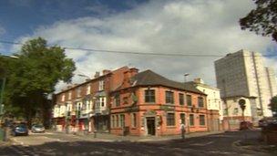 Lenton pub