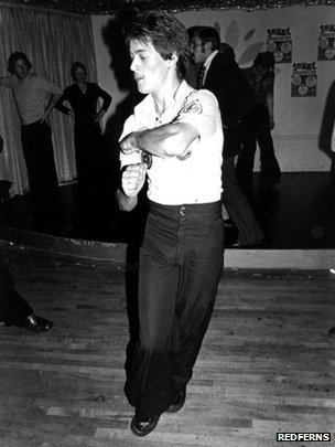 Northern Soul dancing