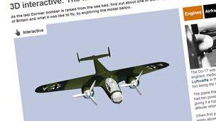 Dornier bomber