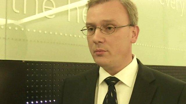 Christoph Boeher, president of Biotronik
