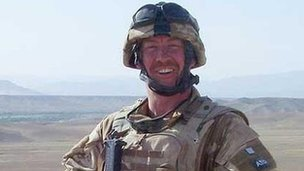Warrant Officer Gary O'Donnell