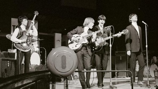 Rolling Stones in the 1960s