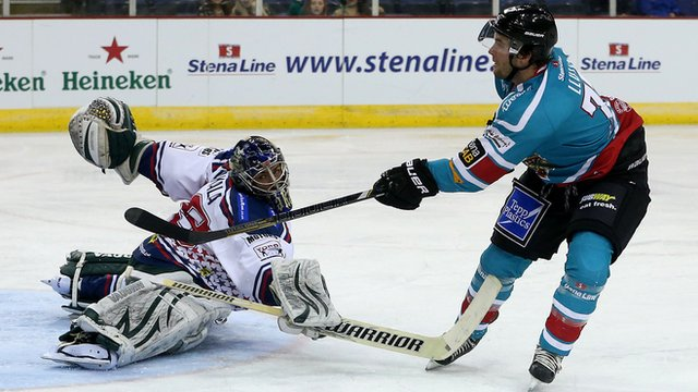 Belfast Giants beat Dundee Stars 5-3