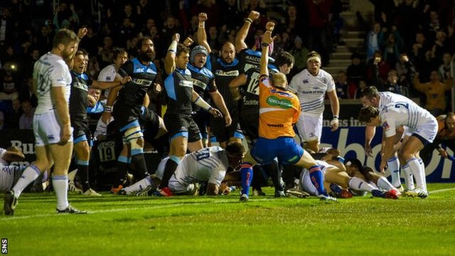 Highlights - Warriors 12-6 Leinster
