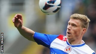 Reading striker Pavel Pogrebnyak