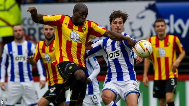 Highlights - Partick Thistle 1-1 Kilmarnock