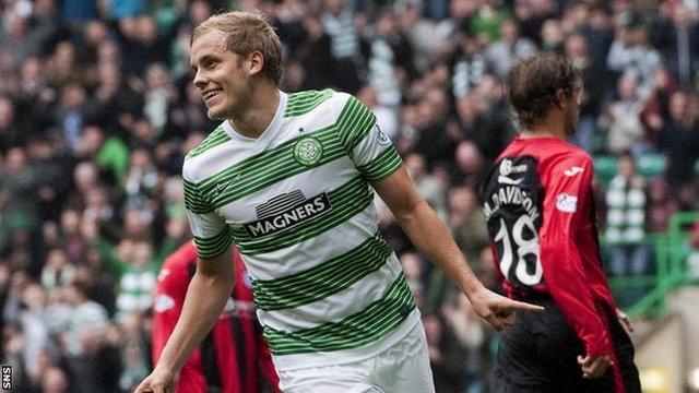 Highlights - Celtic 2-1 St Johnstone