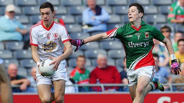 Tyrone were beaten by Mayo in the 2013 All-Ireland Minor final