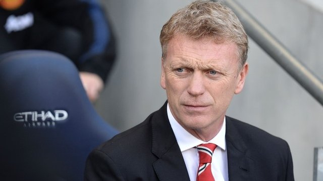 Man Utd boss David Moyes