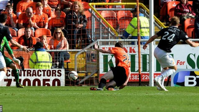 Highlights - Dundee Utd 2-2 Motherwell