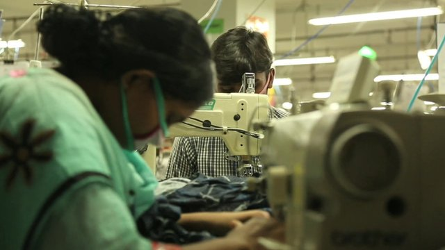 The human cost of cheap clothes