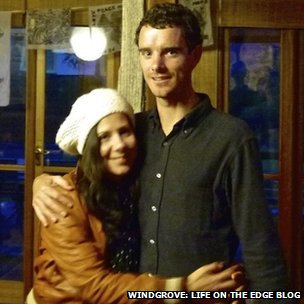 Elif Yavuz and Ross Langdon - victims of Nairobi shopping centre terror attack.