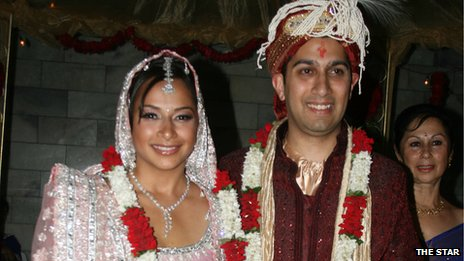 Ruhila Adatia-Sood and her husband Ketan Sood