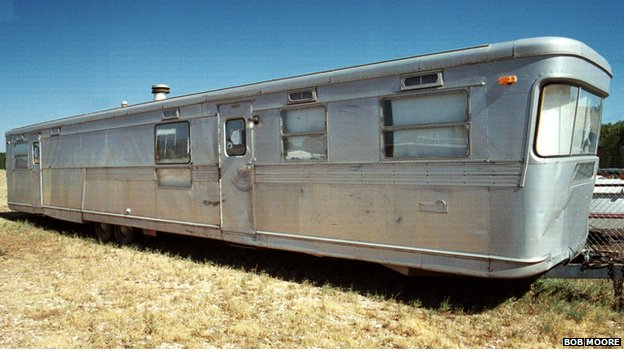 Trailer in Amarillo, Texas