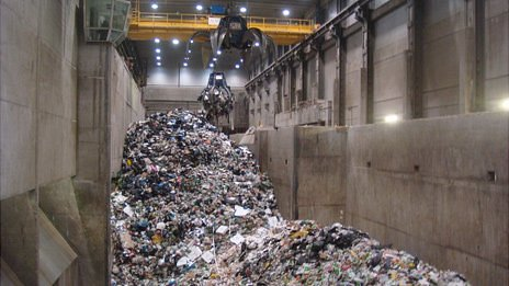 Norway Uses Waste As Eco Friendly Fuel Bbc News