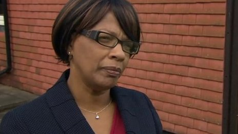Victims' Commissioner Angela Sarkis