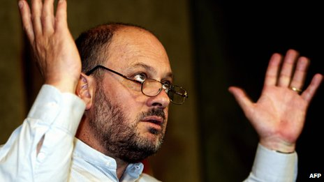 File photo: Professor Tim Flannery, 20 September 2007