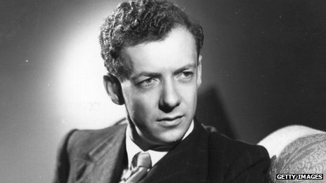 Benjamin Britten, pictured in 1948