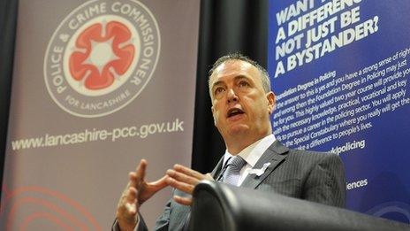 Clive Grunshaw