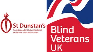 St Dunstan's/Blind Veterans UK
