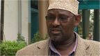 Adan Wachu, head of the Supreme Council of Kenyan Muslims