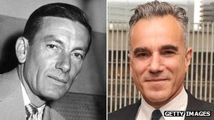 Hoagy Carmichael and Daniel Day-Lewis