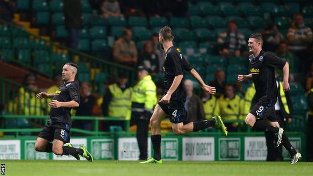 Highlights - Celtic v Morton