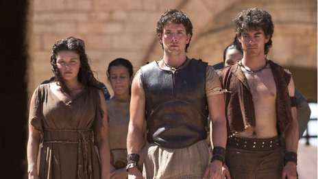 Jack Donnelly in Atlantis