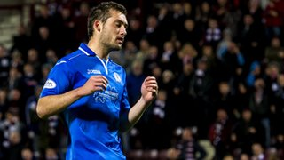 Queen of the South player Michael Paton