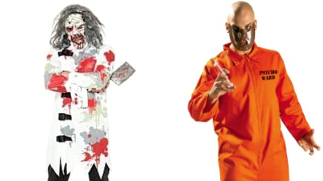 Supermarket Halloween outfits