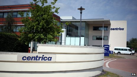 Centrica head office, Windsor